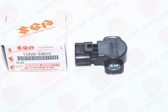 SERA483-06 Genuine TPS Throttle Position Sensor For Suzuki Subaru Chevrolet
