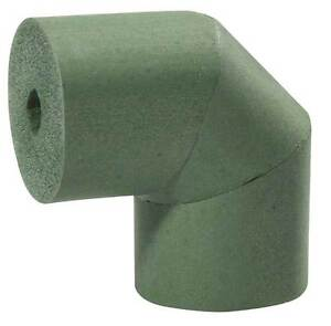 K-FLEX USA Fitting Insulation,Elbow,1-1//8 In 801-LRE-068118 ID