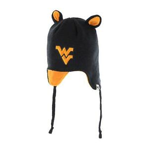 pretty nice d13cd 67eb2 Image is loading NEW-NCAA-West-Virginia-Mountaineers-Lil-Monster-Winter-
