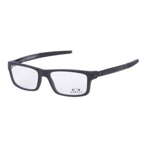 73a4bf09901d8 Image is loading Eyeglass-Frames-Oakley-CURRENCY-OX8026-0154-Satin-Black-
