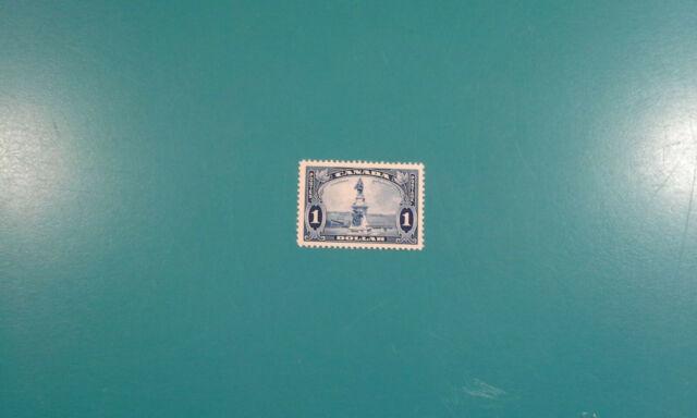 (1) Canada Stamp #227 Champlain Statue 1935 $11x