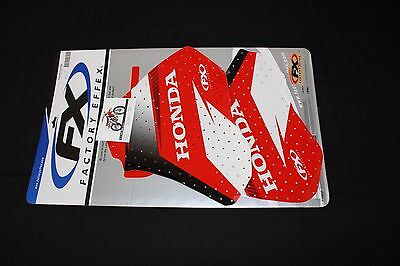HONDA XR 250- XR400 FACTORY EFFEX EVO SERIES MX GRAPHICS DECALS KIT STICKERS