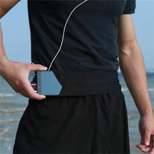 Running Ceinture Sac Téléphone Lady Hommes Sac Jogging course Marathon Cyclisme taille ventre