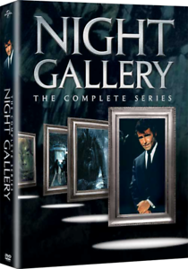 Night Gallery The Complete Series (DVD, 2017, 10-Disc Set)