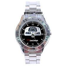 NEW TOYOTA LAND CRUISER FJ SPEEDOMETER Custom Chrome Men Wrist Watch Watches