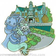 Disney Pin: WDW Gold Card - The Haunted Mansion: The Headless Knight (LE 1500)
