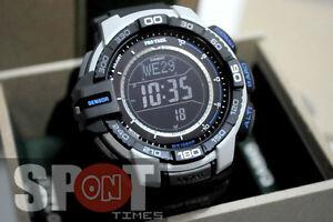 f2a7b8cb3393 Casio Protrek Triple Sensor Solar Compass Men s Watch PRG-270-7 ...