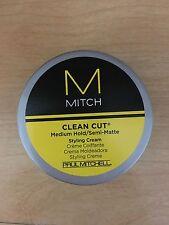 Paul Mitchell Mitch Clean Cut Medium Hold/semi-matte Styling Cream 3oz