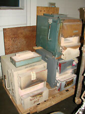 Thermolyne Box Furnaces Heat Treating 9 X 8 X 18 2000f Bench Type Lot Of 4