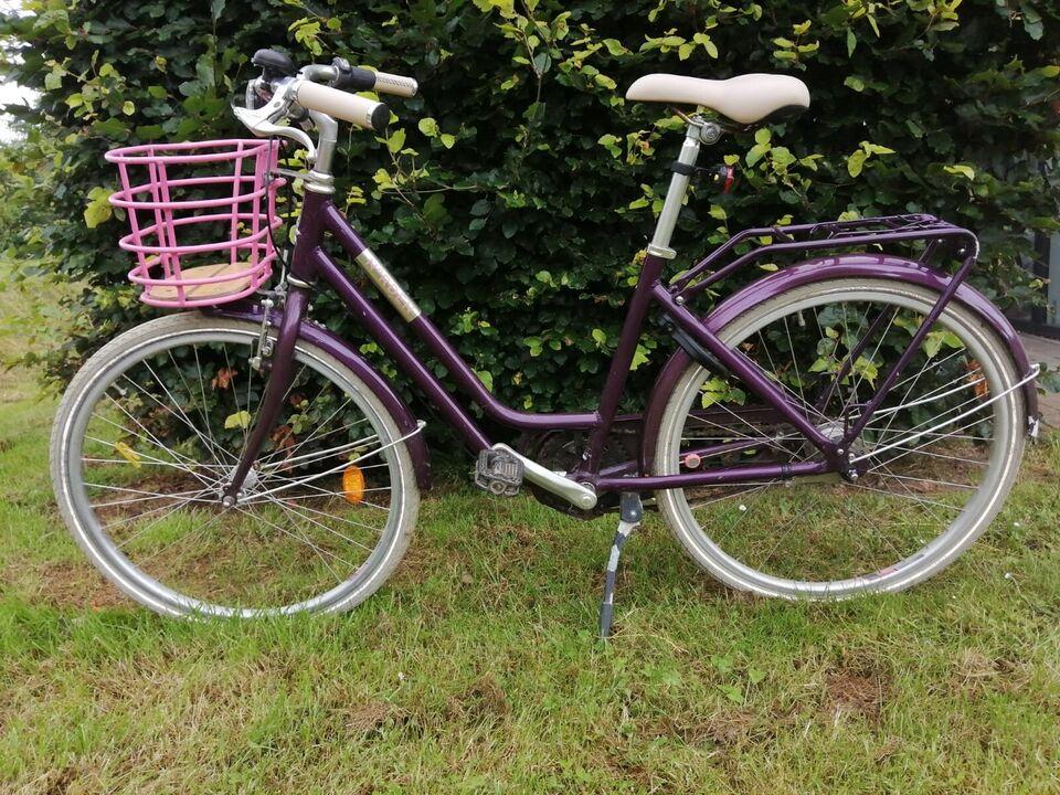 Pigecykel, classic cykel, Norden