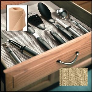 Shelf Liner Cabinet Storage Rubber Grip