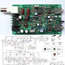 Pic Version 8w Super RM RockMite QRP CW Transceiver Ham Radio Shortwave Kits DIY