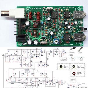 PIC-Version-8W-Super-RM-RockMite-QRP-CW-Transceiver-HAM-Radio-Shortwave-DIY-Kits