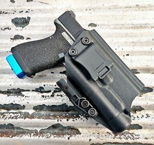 Legacy Firearms Co Glock Light Bearing Appendix Holsters - Multiple Models