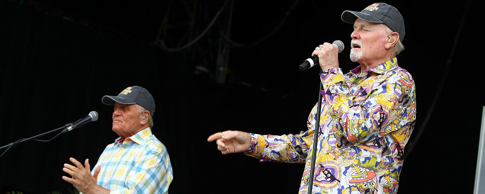 Mike Love and Bruce Johnstons Beach Boys