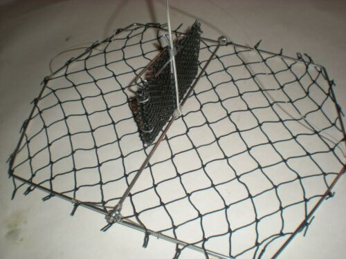 Purpose CRAB TRAP East Coast BLUES FREE SHIPPING Craw-dads LOBSTERS Dual
