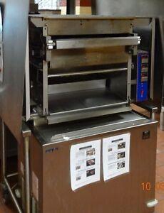 Nieco Hamburger Conveyor Charbroiler Ebay