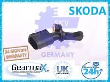 Rear Right ABS Sensor SKODA Fabia Saloon Hatchback Estate Praktik