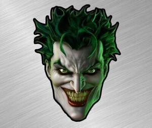 Details About Joker Vinyl Decal Sticker Funny Suicide Squad Batman Comic Harley Quinn Anime