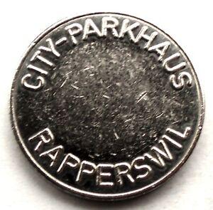 SWITZERLAND-RAPPERSWIL-CITY-PARKHAUS-Parking-Token-22mm-4-7g-Cu-Ni-MM2-5