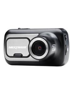 Nextbase 422GW 2.5-Inches HD 1440p Touch Screen Dash Cam Black