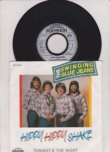 The-Swinging-Blue-Jeans-Hippy-Hippy-Shake-mit-Autogrammen-7-034-mint