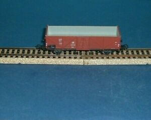 Piko-HO-Vintage-Open-Coal-Wagon-of-the-DR-T210