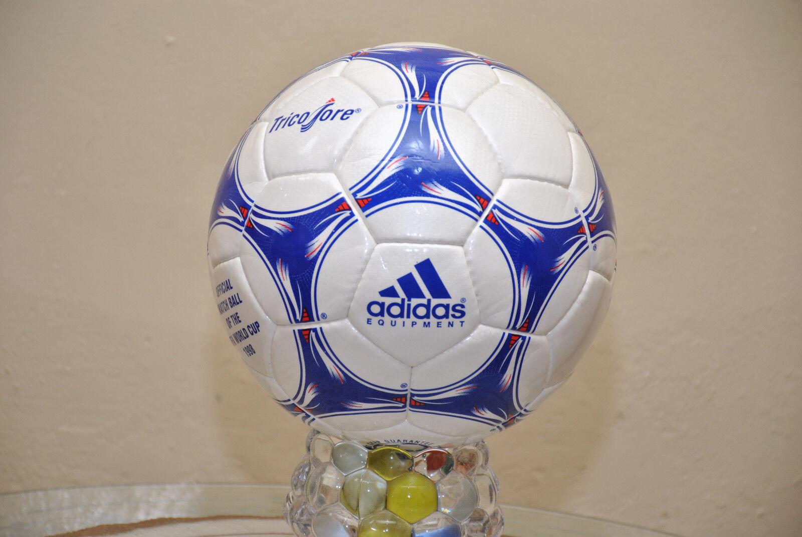 Equipo de la Copa del Mundo de fútbol Adidas 1998 (hecho en Marruecos)