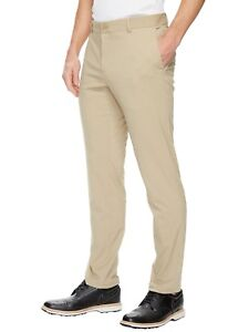 62a80156019aec Nike Golf Stretch Woven Modern Pants Men Size 38×32 NWT Khaki ...