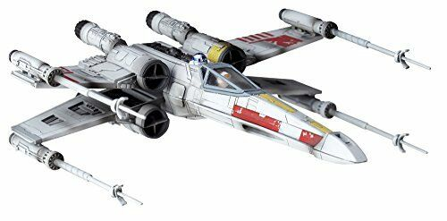 Figure complex Star Wars Revoltech X Wing about 150mm Japan 0822