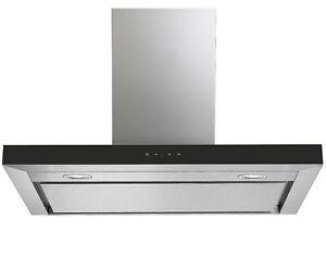 MILLAR-KH901V-S-90cm-Stainless-Steel-Kitchen-Cook-Extractor-Hood