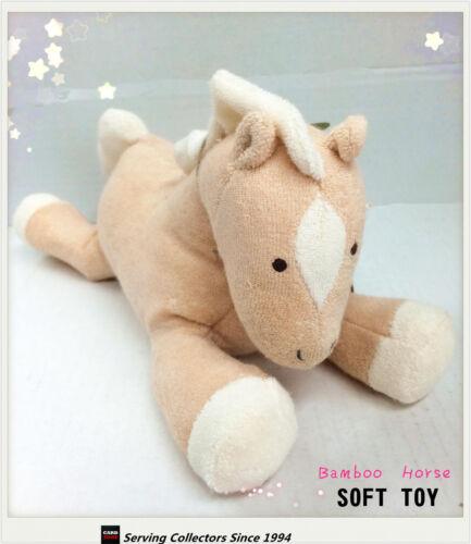 1xBamboo Plush Soft Toys 8-9 Bamboo Horse-Top quality! Enviromental friendly