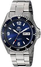 Orient FAA02002D Men's Blue Mako II Stainless Steel 200M Diver Watch