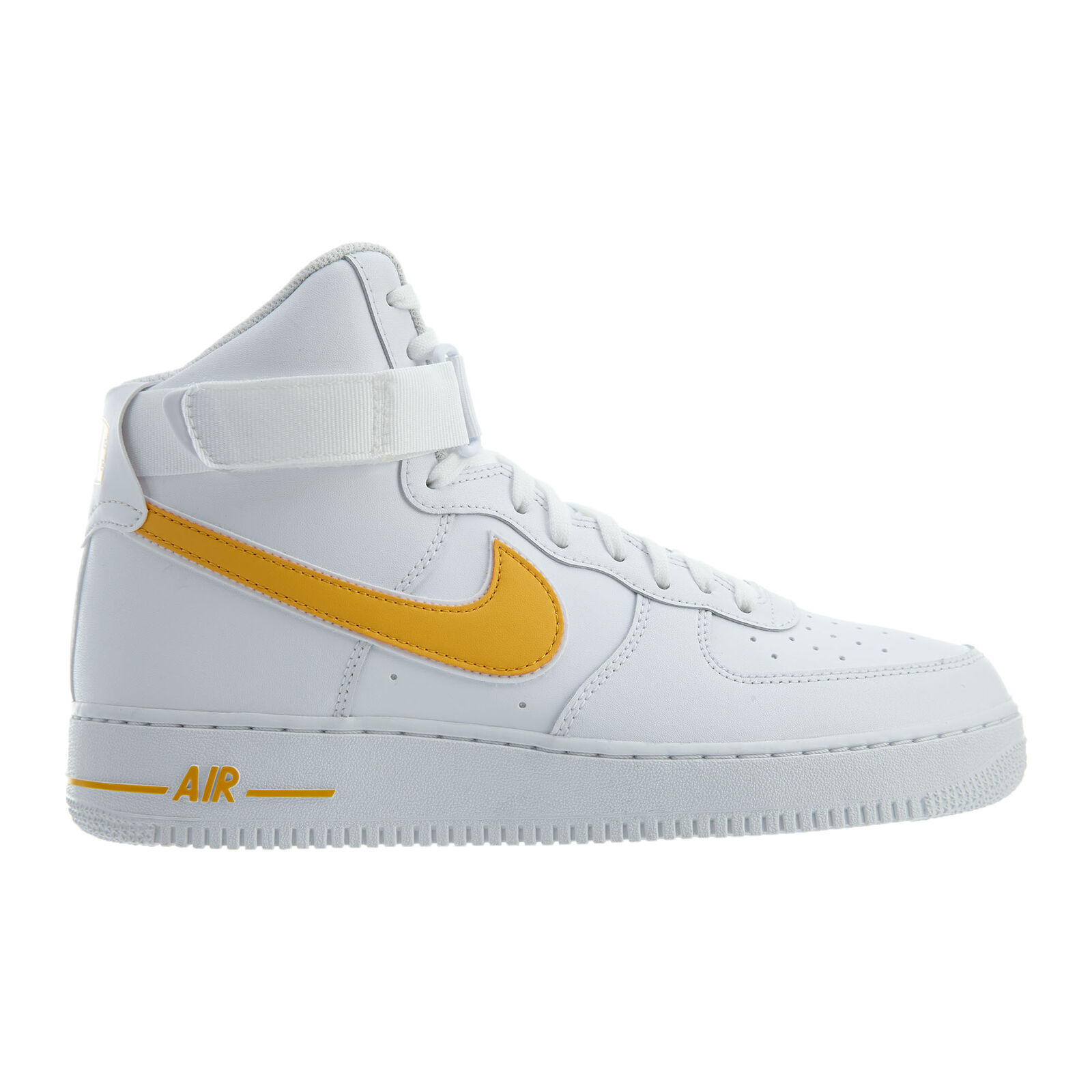 Force Air Nike 1 shoes 10.5 Size gold University White
