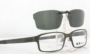 50f358b457f Custom Fit Polarized CLIP-ON Sunglasses For Oakley DERINGER OX5066 ...