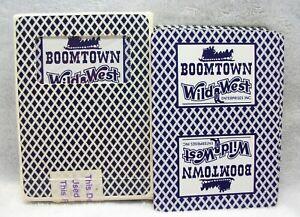 Vintage Crystal Bay Hotel Casino Lake Tahoe unsealed deck of playing cards HTF