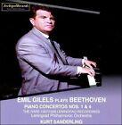 Beethoven: Piano Concertos Nos. 1 & 4 (CD, Jun-2008, Archipel)