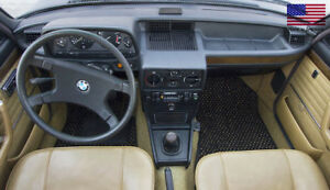 BMW 5 Series E12 1972-1981 Custom Car Floor Mats CocoMats 4 Piece ...