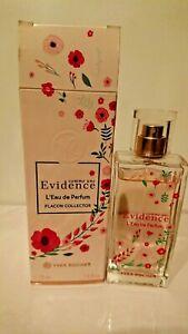 Comme une Evidence Yves Rocher Perfume Flacon Collector 40 ml left