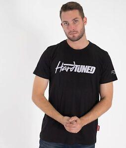 HardTuned-Classic-JDM-Drift-Car-Turbo-Mens-Black-Tee-Shirt