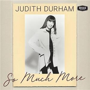 JUDITH-DURHAM-SO-MUCH-MORE-CD-NEW