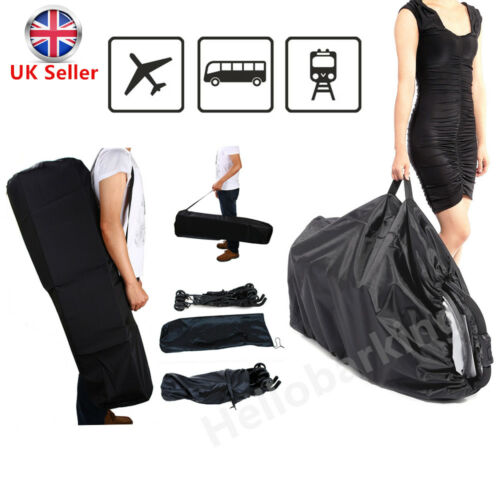 Waterproof Gate Check Pram Travel Bag Cover Umbrella Buggy Pushchair Stroller UK