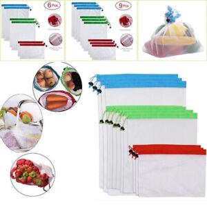 Am-6-9-c-Reusable-Grocery-Bag-Drawstring-Mesh-Vegetable-Fruit-Storage-Pouch