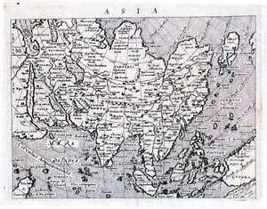 Antique-map-Asia