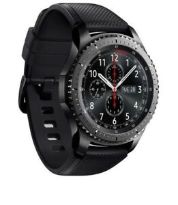 Samsung-Gear-S3-R760-Frontier-Android-Smart-watch-Fitness-tracker-Sports-Watch