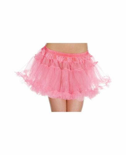 New Music Legs 721 Double Layer Soft Mesh Petticoat