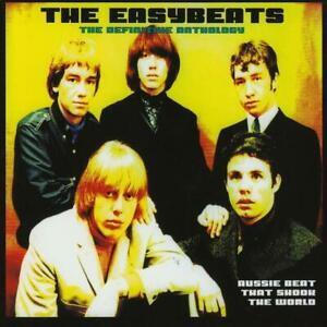 Easybeats-Definitive-Anthology-2-CD-NEW