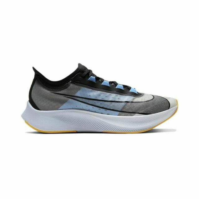 patrulla Ardiente tengo sueño  Size 12.5 - Nike Zoom Fly 3 University Blue for sale online | eBay