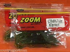 "#033-120 Watermelon Candy 2 PCKS 9cnt ZOOM 8/"" Magnum Lizard"