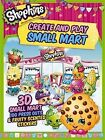 Shopkins Create and Play Small Mart by Scholastic Australia (Paperback, 2015)
